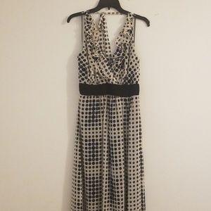 Ashley Stewart Halter Maxi Dress Size 16W